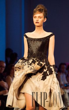 Georges Chakra F/W 2010-2011, first pictures - Couture