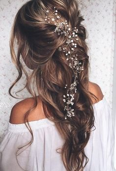Image result for wedding hairstyles fine long