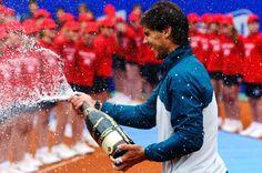 Rafael Nadal Photo - 2013 Barcelona Open Banc Sabadell - Day Seven