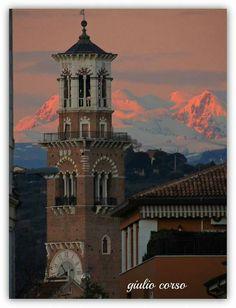 Foto di Corso Giulio - Torre Lamberti. (VR)