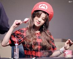 South Korean Girls, Korean Girl Groups, Cube Entertainment, Idol, Punk, Singer, Shit Happens, Chara, Twitter