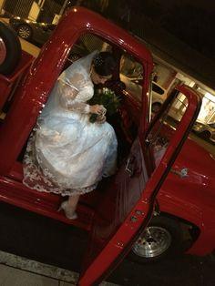 Ford F100 Casamento, Carros Casamentos