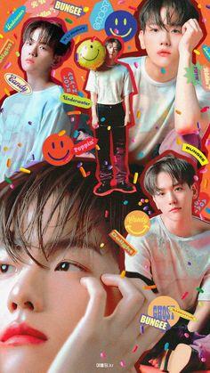Her Wallpaper, Baekhyun Wallpaper, Aztec Wallpaper, Exo Lockscreen, Kpop Posters, Z Cam, Kpop Exo, Exo Members, K Idol