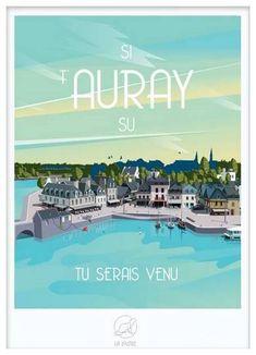 Vintage Travel Posters, Poster Vintage, France, Decathlon, Belle Photo, City, World, Illustrations, Inspiration