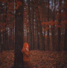 autumn girl by Anka Zhuravleva on 500px