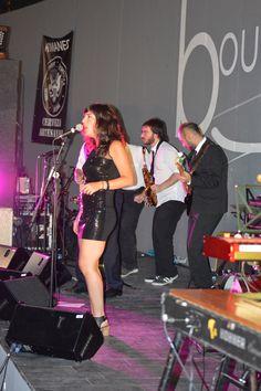 Jazz Funk Festival 2015 en el Anfiteatro de Bulevar San Pedro Alcántara