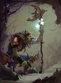Gli Arcani Supremi (Vox clamantis in deserto - Gothian): Mostri e strane creature della tradizione fiabesca e fantasy