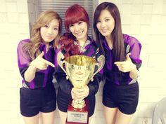 TaeTiSeo show champion SNSD