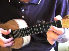 Lesson 1- Fingerpicking Blues Ukulele - Macon Rag - YouTube