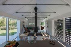 GWSK Arkitekter Designs a Modern Barn in Bläsinge, Sweden