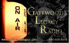Logo for Gatewood's Legacy Radio