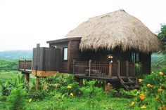 ภาำำพ: บ้านพัก / จาก : Rai Saeng Arun Resort /  link: http://travel.edtguide.com/73298_ไร่แสงอรุณรีสอร์ท-เชียงราย-โรงแรม