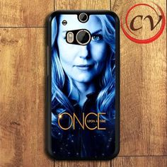 Movie Once Upon A Time HTC One M8 Black Case