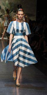 Dolce & Gabbana Women Fashion Show Gallery – Spring Summer 2013 Collection