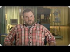 "Animal Practice: Tyler Labine discusses how Dr. Coleman is the ""Dr. House"" of the veterinary world.  #AnimalPractice"
