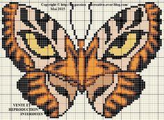 Butterfly pattern - Le blog de Isabelle