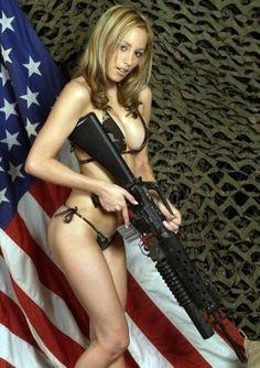 Patriotic Gal
