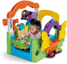 Little Tikes Activity Garden Baby Playset: Toys & Games.Interactive and engaging, Little Tikes Activity Garden combines essential play patterns with fun and whimsy to help baby grow and develop. Toddler Learning, Learning Toys, Toddler Toys, Baby Toys, Toddler Games, Little Tikes, Baby Activity Toys, Infant Activities, Toys For Boys