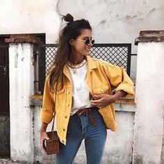 cute yellow jacket