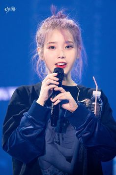 lee ji eun — 191102 Love, Poem Concert in Gwangju Day 1 Cr: 할로윈 Korean Actresses, Korean Actors, Korean Idols, Eun Ji, Iu Fashion, Korean Artist, Korean Celebrities, Celebs, Korean Beauty