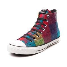 Converse Chuck Taylor All Star Hi Woolrich Sneaker