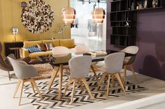 Adelaide tuoli - nahkaverhous