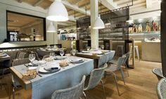 Restaurante El Pescador, Marisquería, Madrid – T. 914 021 290