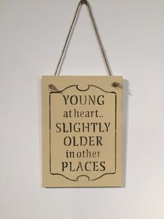 Slightly older plaque by EveAmberLay on Etsy