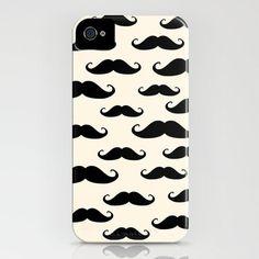 mustache i phone case!!!!!!!!!!!!!!!!LOVE