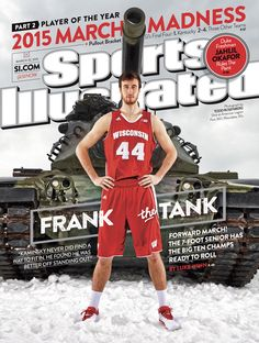 Wisconsin forward Frank Kaminsky is SI's player of the year - College Basketball - SI.com