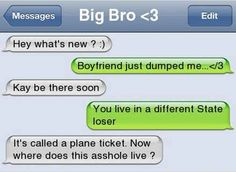Aww too sweet! lol my bff would do that for mee Funny Texts Jokes, Text Jokes, Cute Texts, Epic Texts, Drunk Texts, Whats App Fails, Funny Text Conversations, Funny Text Messages, Funny Sms