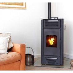 De K-Stove 8015 is een hydro pelletkachel wat inhoudt dat u deze kunt aansluiten op uw CV, en verwarmt ruimtes tot een oppervlakte van 110m² tot 150m². De K-Stove 8015 heeft een vermogen van 3.6 tot 15 kW. Standaard wordt deze #pelletkachel ook uitgevoerd met een afstandsbediening voor optimaal gebruiksgemak. #Fireplace #Fireplaces