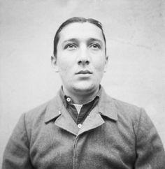 LIBERATION BERGEN-BELSEN CONCENTRATION CAMP 1945 PORTRAITS BELSEN GUARDS CELLE... (BU 9731)