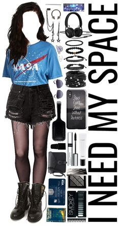 Best Ways To Style Your Outfits - Fashion Trends Cute Emo Outfits, Punk Outfits, Teen Fashion Outfits, Mode Outfits, Retro Outfits, Simple Outfits, Grunge Outfits, Outfits For Teens, Girl Outfits