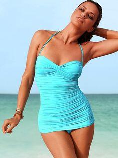Carmen Marc Valvo® Retro One-piece #VictoriasSecret http://www.victoriassecret.com/swimwear/tankinis-and-one-pieces/retro-one-piece-carmen-marc-valvo?ProductID=4534=OLS?cm_mmc=pinterest-_-product-_-x-_-x