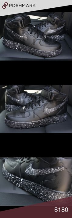 100% authentic f2e17 98d32 Oreo Splatter Nike Air Force 1 Mid Top Men Custom Our asking price is firm.