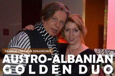 AUSTRO-ALBANIAN GOLDEN DUO | Gazeta Shqiptari.eu