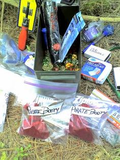 GeoCache... Everything You Want To Know About Geocaching Swag