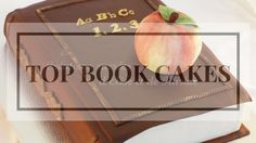 Whether you're celebrating back-to-school, a graduation or having a birthday party themed around a favorite book, these cakes are...
