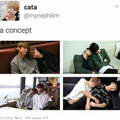 vkook is the only concept