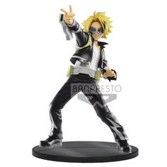 My Hero Academia The Amazing Heroes Denki Kaminari Statue - Entertainment Earth My Hero Academia Manga, Boku No Hero Academia, My Hero Academia Merchandise, Anime Merchandise, Funko Pop, Hero Costumes, Tokyo Otaku Mode, Anime Figurines, Smart Art
