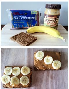 In between meals, this is a super yummy and healthy snack that is easy to make AND cheap. 2 snacks like these= 11g of protein, 11g of fiber and vitamin K.  Fiber and protein combined are excellent for speeding up the metabolism, helping lose weight and lower cholesterol. Try it!  evoke2inspire.com