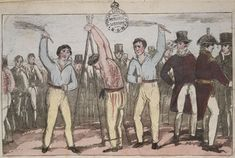 Flogging a convict at Moreton Bay, 1836 Australian Costume, Convict Costume, Van Diemen's Land, First Fleet, Penal Colony, Help The Poor, World Images, Our Country, Tasmania