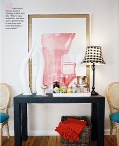 Emily Henderson — Stylist - BLOG - My five favorite secrets to good styling and fulldecorating.