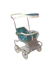 remember when strollers looked like this and you didn't need a degree in engineering to figure out how to open the damn thing????????????