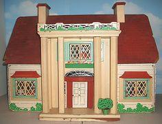 Vintage Dollhouse