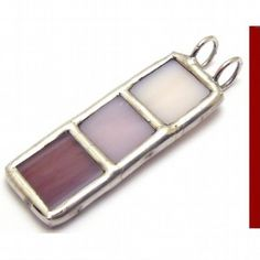 Etsy :: Sweet double sided stained glass pendant id1060571 review | buy, shop with friends, sale | Kaboodle