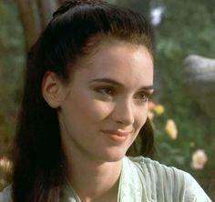 Winona Ryder in Bram Stoker's Dracula, Garden scene with Lucy