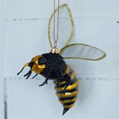 Honeybee Ornament
