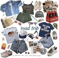 "nichememe nichememes moodboard,"" – Fashion and Lifestyle Aesthetic Fashion, Aesthetic Clothes, Road Trip Outfit, 90s Fashion, Fashion Outfits, Vintage Outfits, Vetement Fashion, Streetwear, Mode Inspiration"